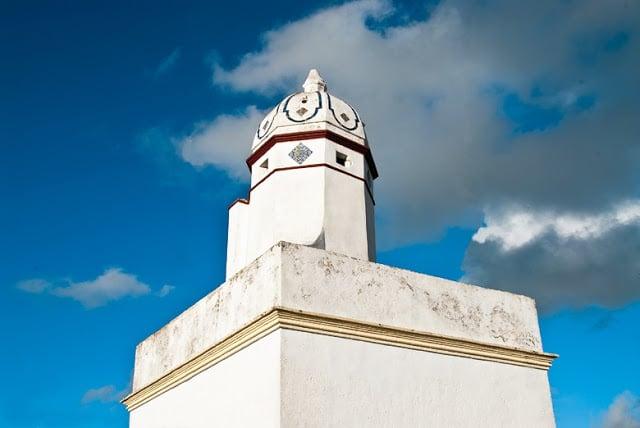 Torre Tavira em Cádiz
