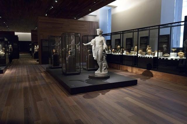Coleção do Museu Arqueológico Nacional de Madri