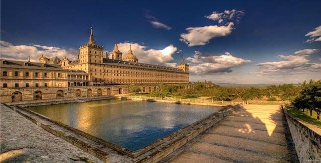 El Escorial em Madri