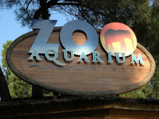 Zoo Aquarium de Madri