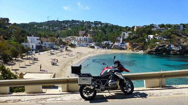 Como andar em Ibiza
