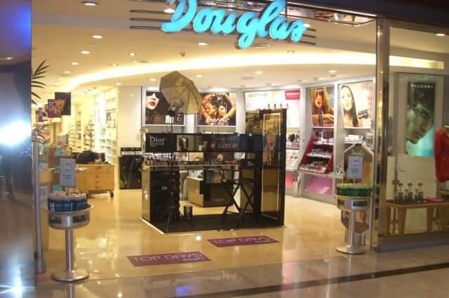Loja Douglas em Madri