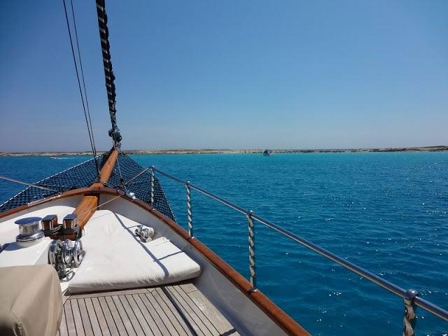 Aluguel de veleiros e catamarãs em Ibiza