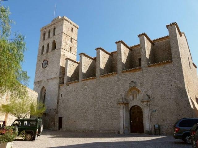 Catedral de Ibiza