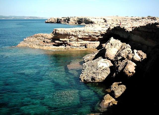 Parque da Reserva di Ses Salines em Ibiza
