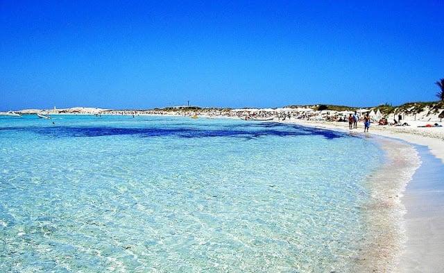 Melhores Praias de Formentera
