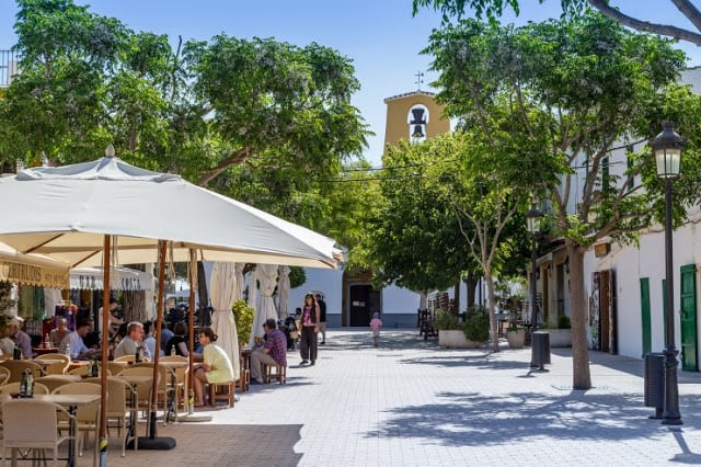 Santa Gertrudis em Ibiza