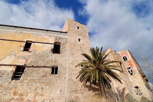 Castelo de Ibiza em Dalt Vila