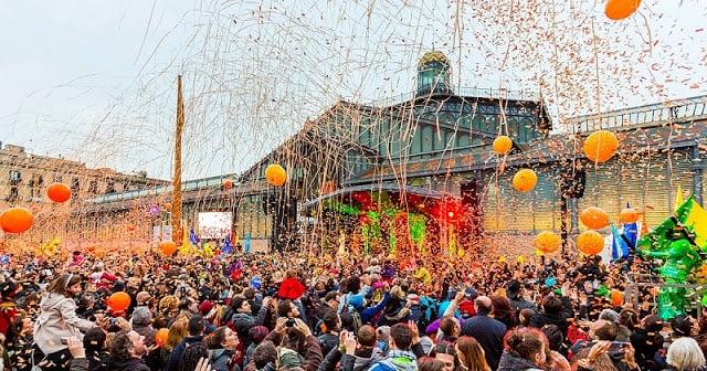 Resultado de imagem para carnaval em barcelona