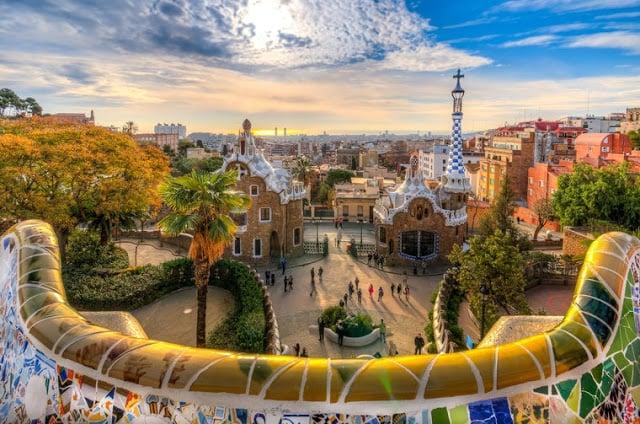 Barcelona em novembro