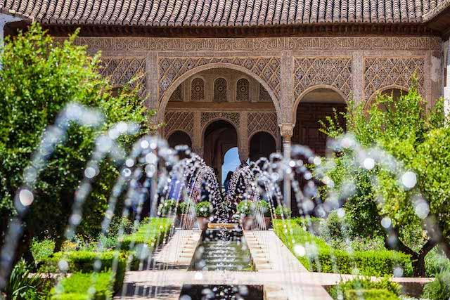Clima e temperatura em Granada