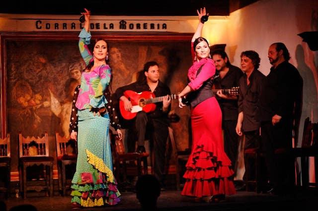 Apresentação de Flamenco - Madri