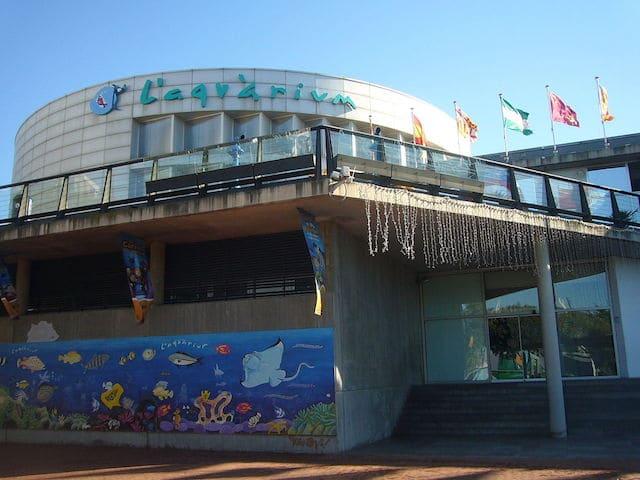 Ingressos para o Aquarium de Barcelona