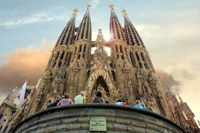Ingressos para a Sagrada Família de Barcelona