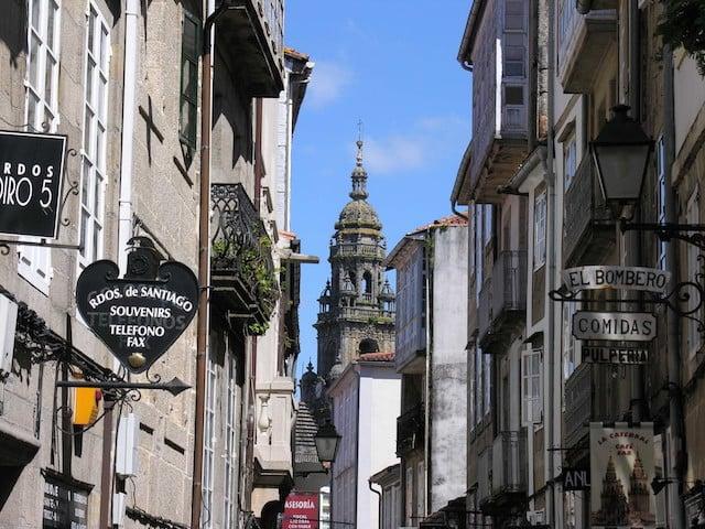 Onde ficar em Santiago de Compostela: melhores regiões