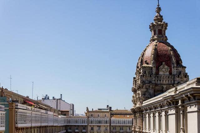 Onde ficar em La Coruña: melhores regiões