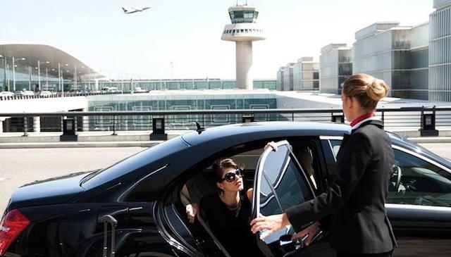 Serviço de translado e transfer do Aeroporto ao hotel em Barcelona