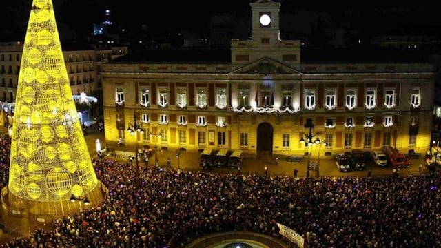 Ano Novo em Madri (2019)