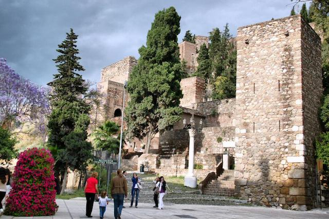 Alcazaba de Málaga