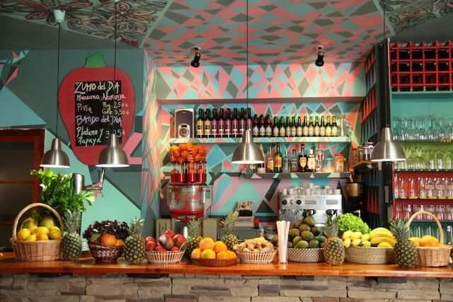 Cat Bar em Barcelona