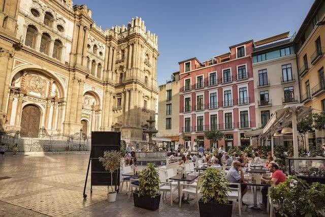 Centro de Málaga - Catedral