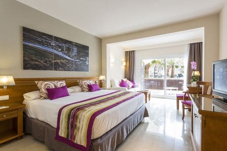 Hotel Grand Palladium Palace Ibiza Resort&Spa - quarto