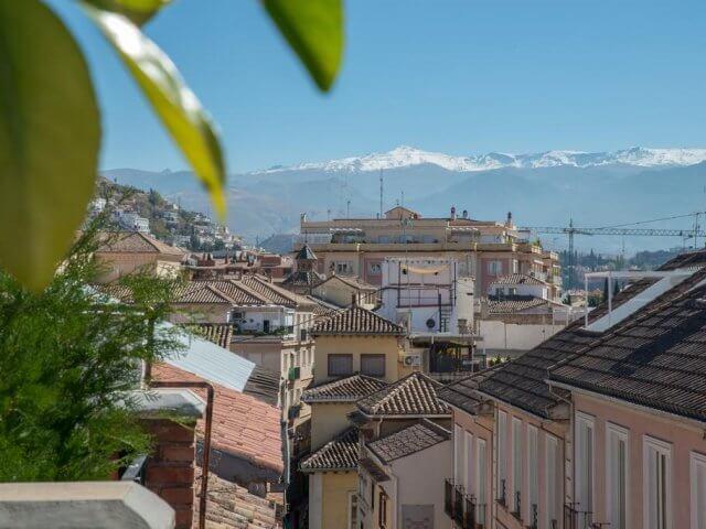 Hotéis bons e baratos em Granada