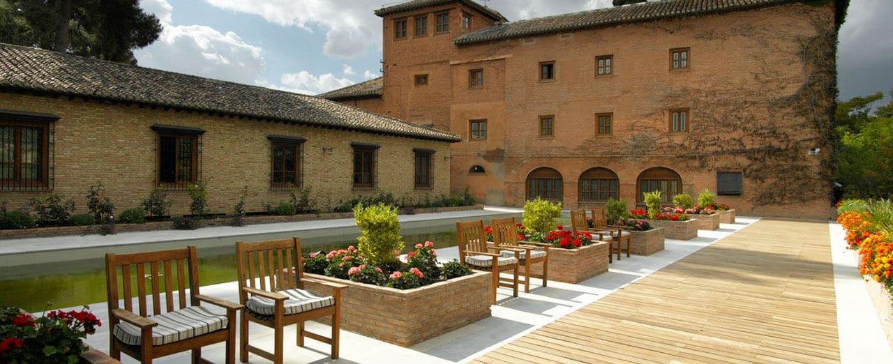 Melhores hotéis em Granada: Hotel Parador