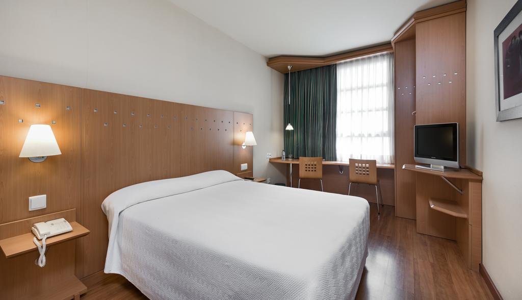Hotel NH Valência Las Ciencias - quarto
