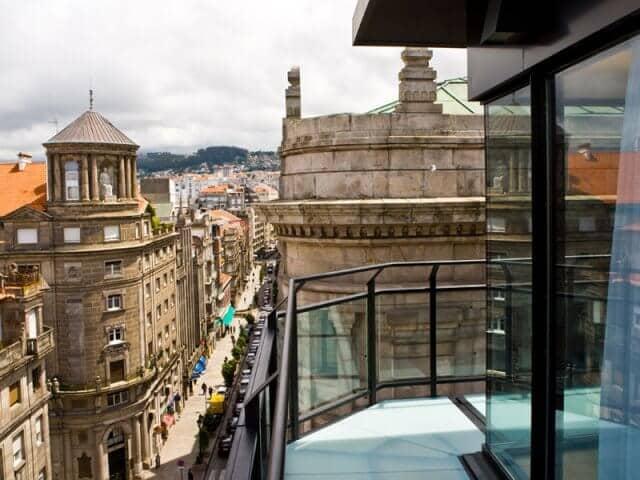 Dicas de hotéis em Vigo