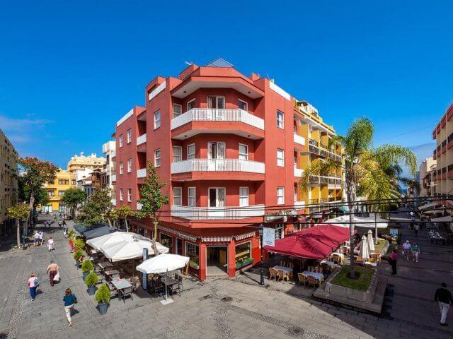 Dicas de hotéis em Tenerife