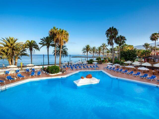 Hotéis de luxo em Tenerife