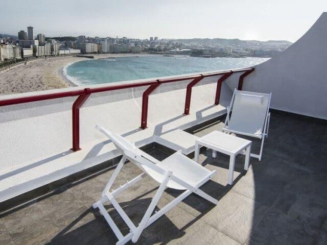 Melhores hotéis em A Coruña