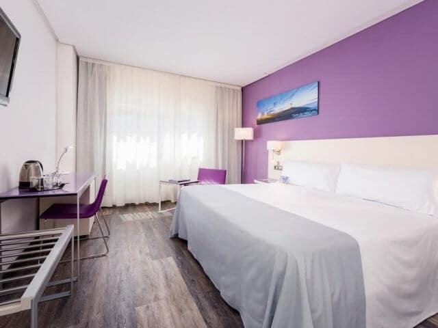 Hotéis bons e baratos em A Coruña
