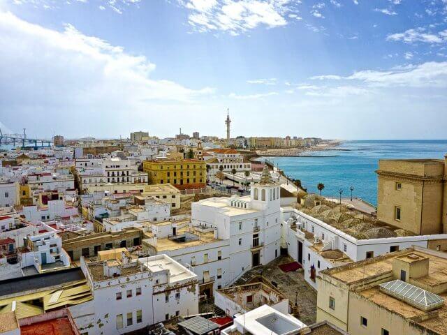 Dicas de hotéis em Cádiz