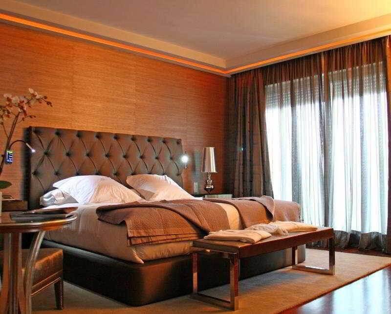 Gran Hotel Nagari Boutique & Spa em Vigo - quarto