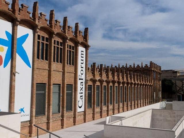 CaixaForum em Barcelona