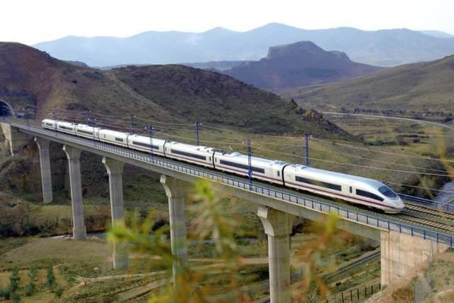 Viagem de trem de Madri a Zaragoza
