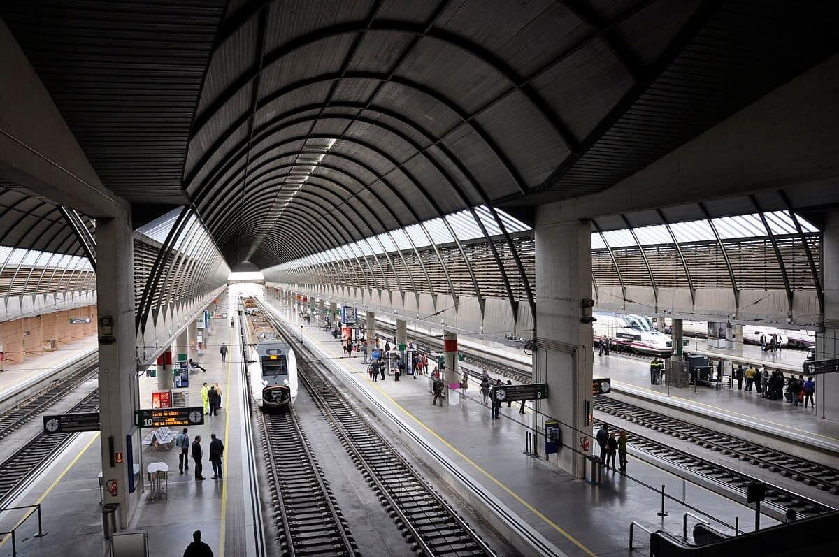 Estação Sevilla Santa Justa