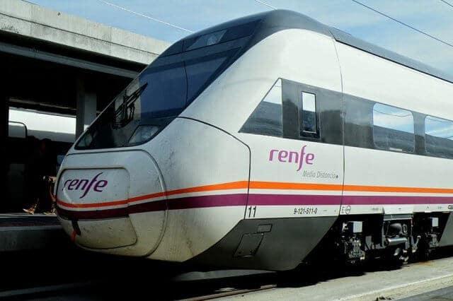 Viagem de trem de Toledo a Madri