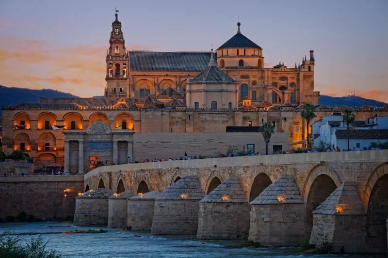Pontos turísticos em Córdoba