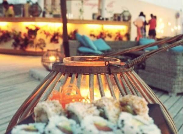 Bares em Formentera: Bouganville