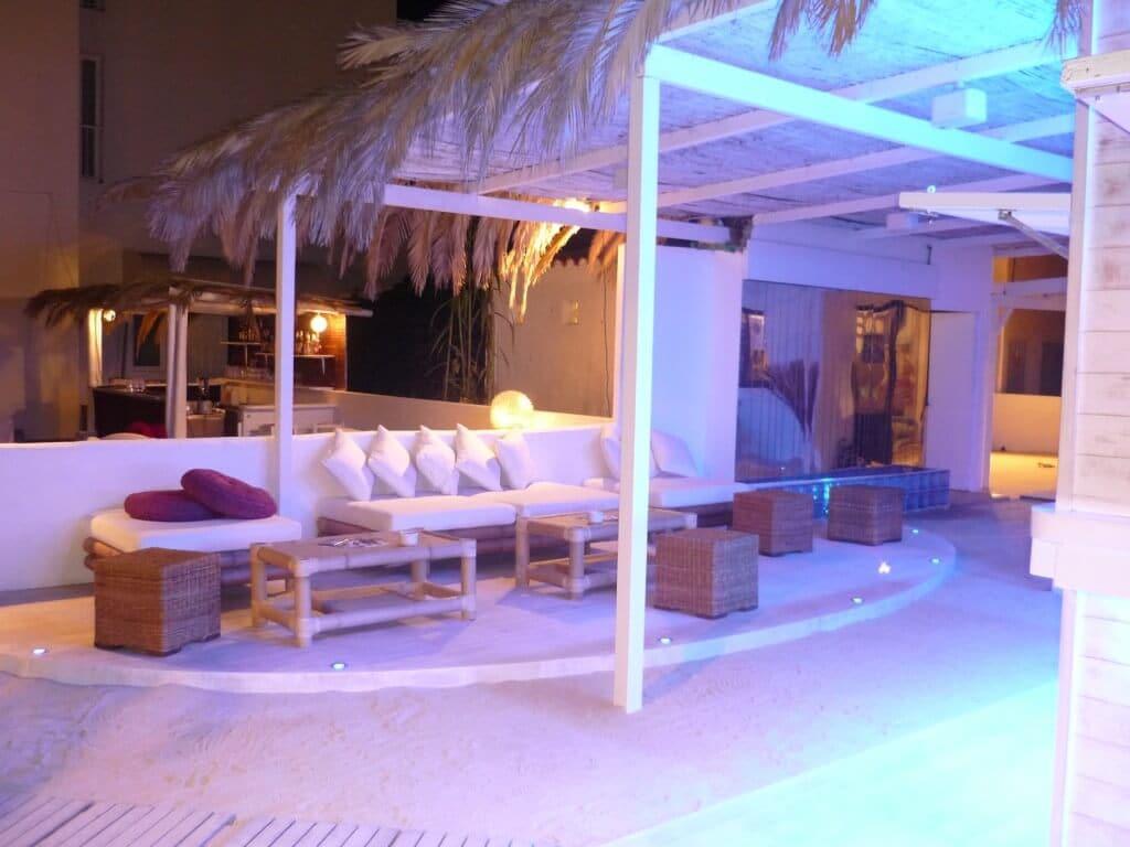 Bar Pachanka em Formentera