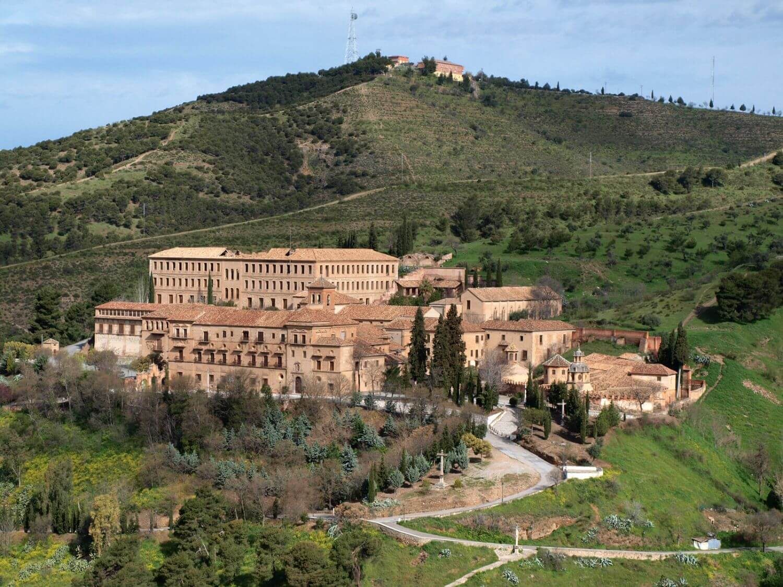 Abadia de Sacromonte em Granada