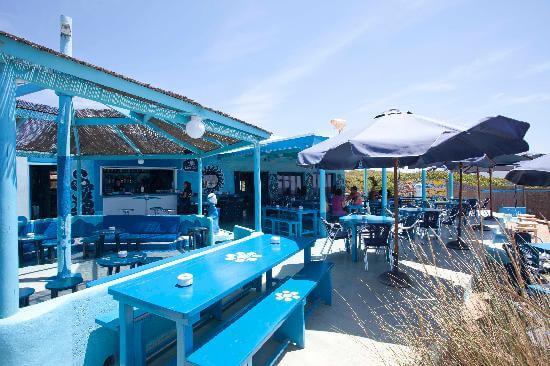 Blue Bar em Formentera