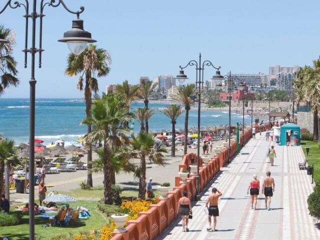 Como transferir dinheiro para Málaga