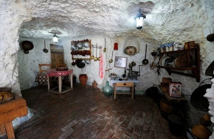 Museu das Cuevas de Sacromonte