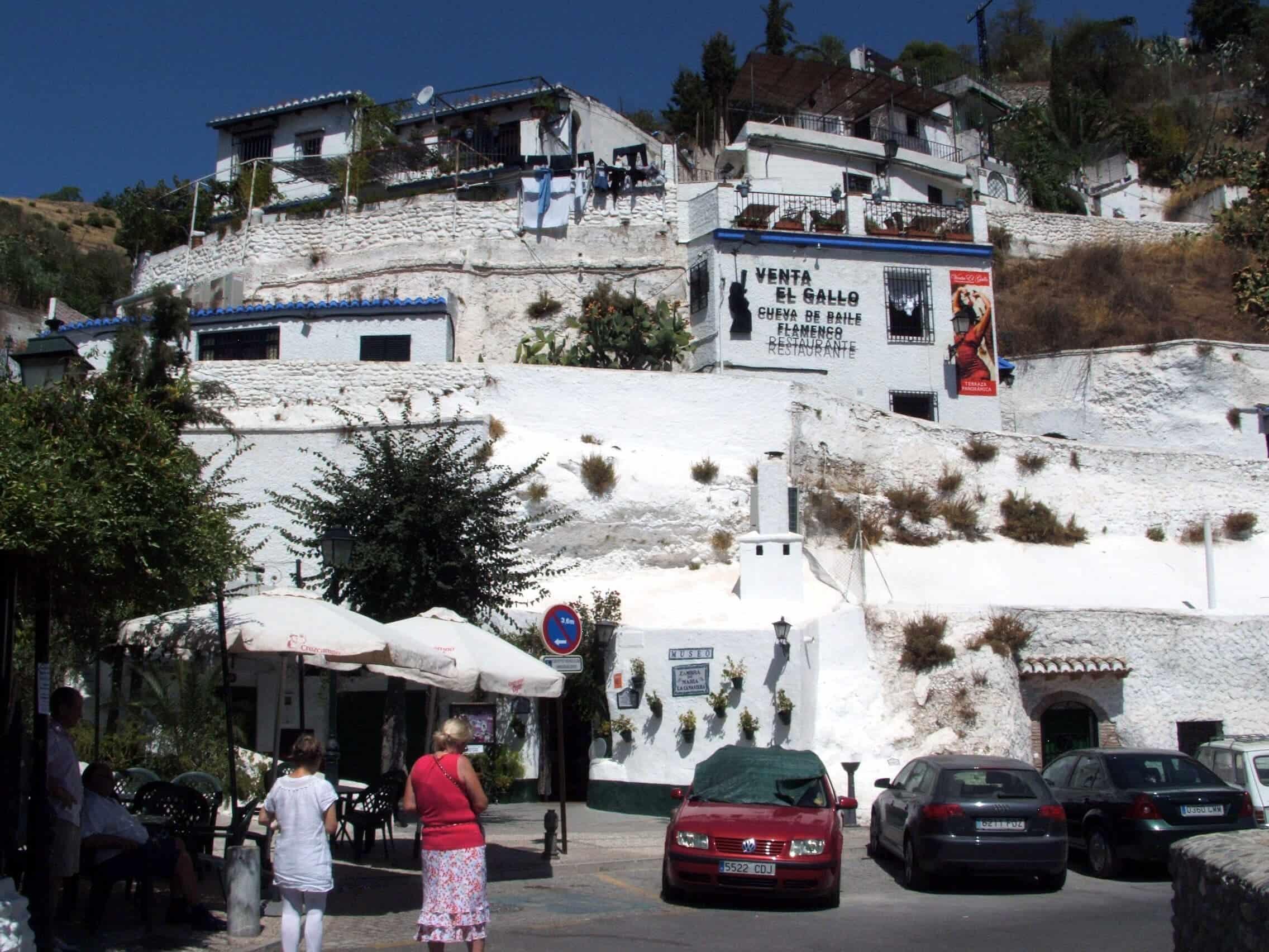 Sacramonte em Granada