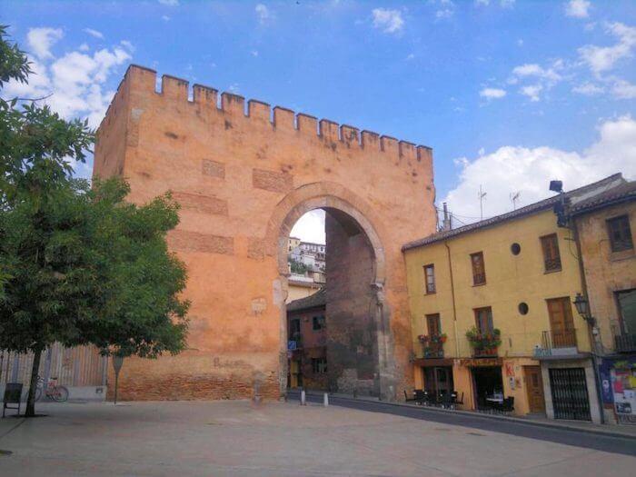 Puerta de Elvira em Granada