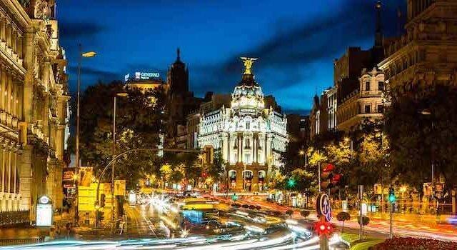 Como transferir dinheiro para Madri